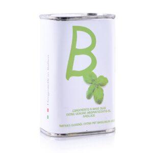 Basilikum auf Olivenöl - jetzt günstig bestellen bei Cestino di Carmen