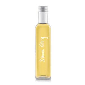 Zitrone Essigzubereitung - Cestino di Carmen
